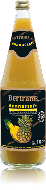 Ananassaft 1 L